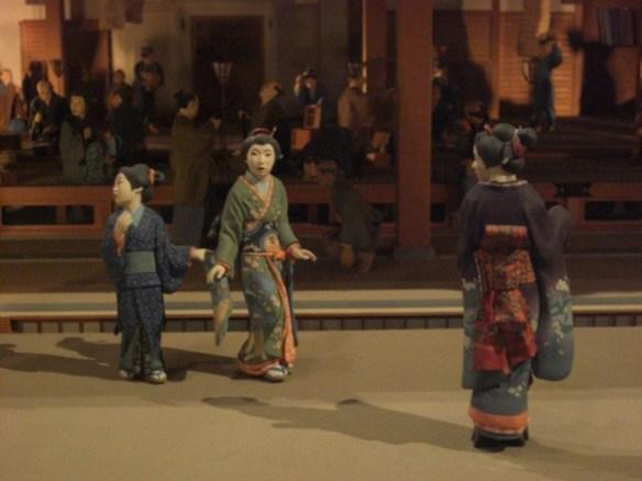 Edo-era department store