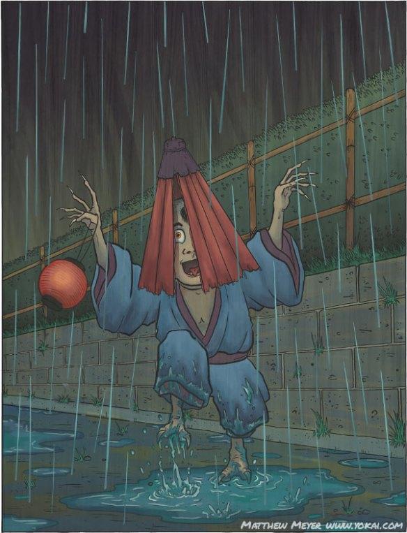 Amefuri kozō / 雨降小僧 / あめふりこぞう