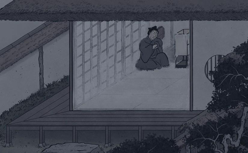 A-Yokai-A-Day: Ino Mononoke Roku, Day 15