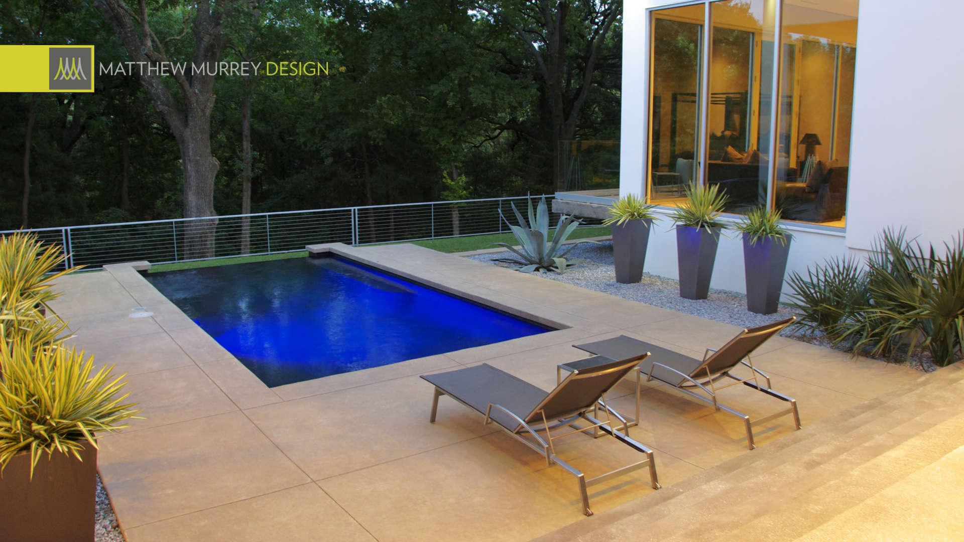dallas landscape design firm matthew