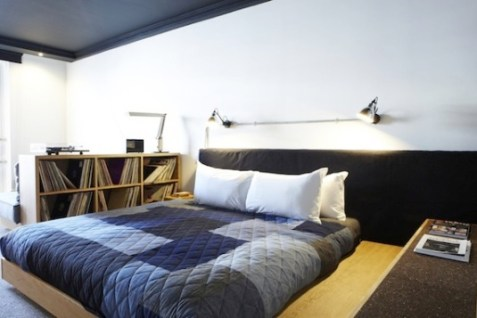 Ace Hotel London Guestroom