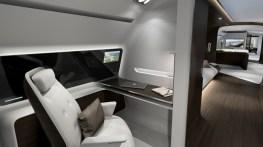 Mercedes Benz Style VIP-Flugzeugkabine Interieurdesign // Mercedes Benz Style VIP aircraft cabin interior design ; ;