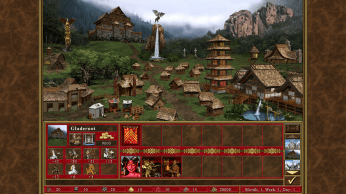 Rampart HD - Heroes of Might and Magic III - HD Edition