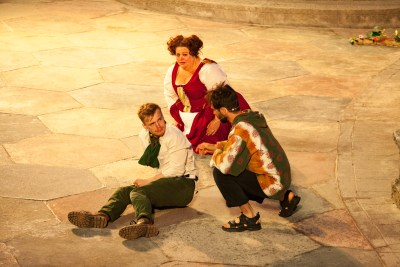 Minack TheatreRomeo & Juliet