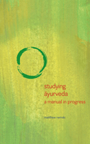 Studying Ayurveda