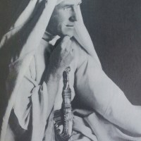How T.E. Lawrence Came to Many-Pillared Iram