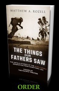 The Things Our Fathers Saw - 3D order
