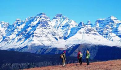 Drakensberg winter