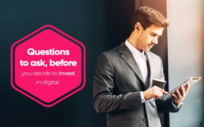 Investing In Digital