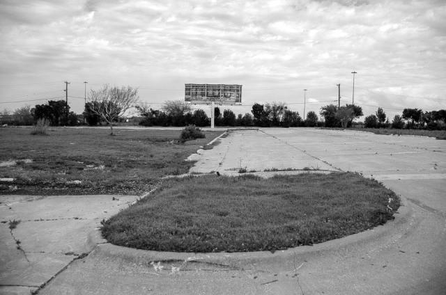 Urban Exploring in Arlington, TX