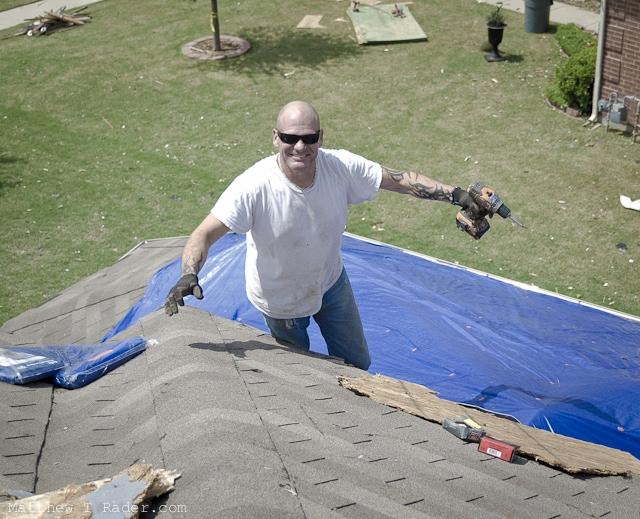 Forney, Texas Tornado Aftermath & Damage