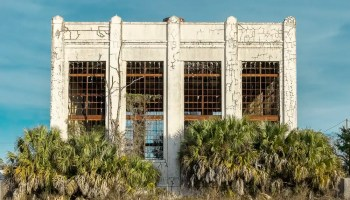 An abandoned factory in Lake City, Florida