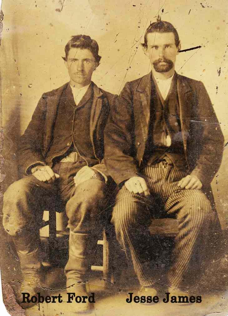 Jesse James & Robert Ford
