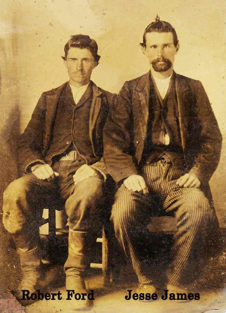 Jesse James & Robert Ford edited by Matthew T Rader