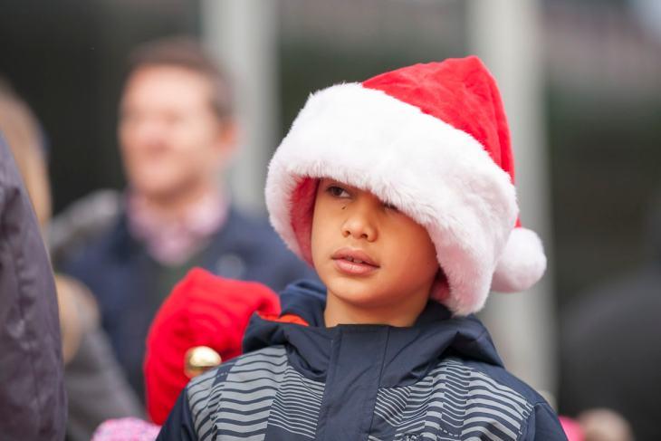 2017 Celebrate Jesus SoupMobile Christmas Gala for the Homeless