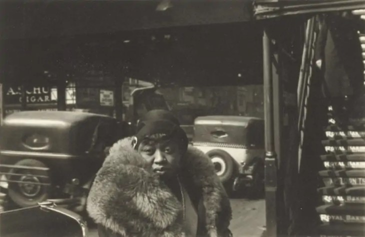 Walker Evans, photographer (American, 1903 – 1975), 6th Avenue / Forty-Second Street, 1929, Gelatin silver print. The J. Paul Getty Museum, Los Angeles