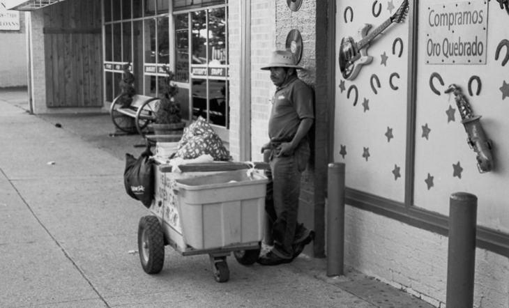 Hispanic Culture in Dallas by Matthew T Rader