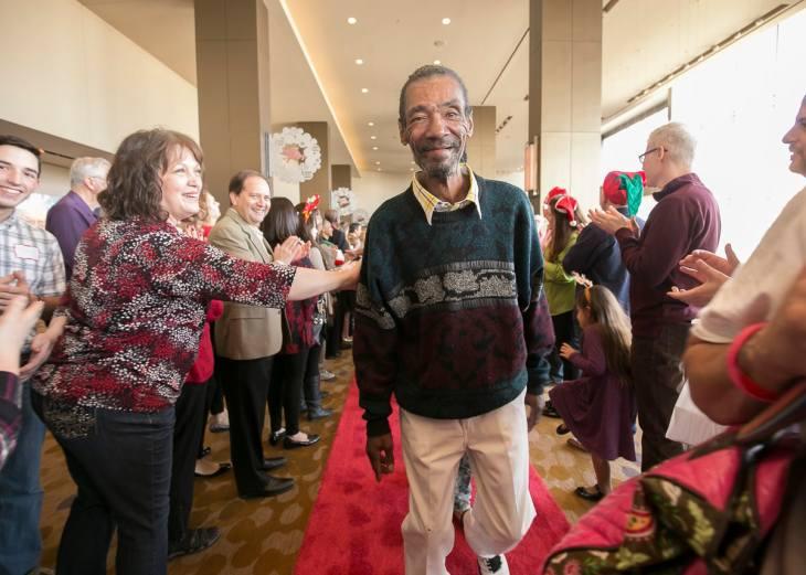 Celebrate Jesus SoupMobile Christmas Gala for the Homeless by Matthew T Rader