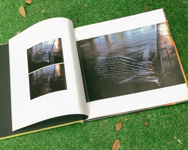 A Photo Book Highlighting The Process Of Photography