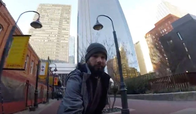 Electric Skateboarding with the Yuneec E-GO 2 in Downtown Dallas