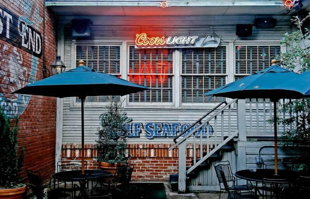 Landrys Seafood House West End in Dallas