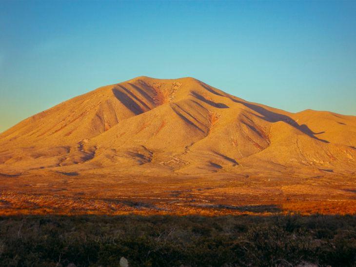 Mountains in Saguaro National Park, Arizona