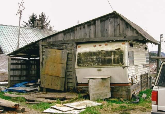 Camper House in Hoonah, Alaska