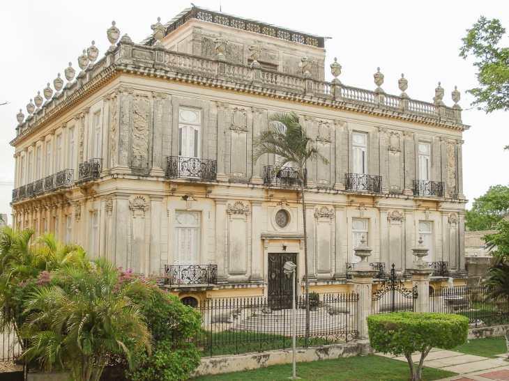 A Colonial Mansion on Paseo Montejo in Mérida, Yucatán