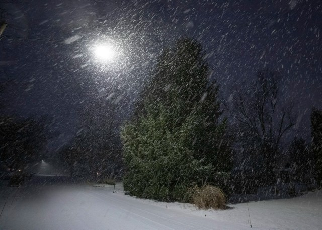 White Christmas in Holland, Michigan