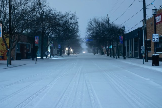 Main Street In Deep Ellum, Dallas