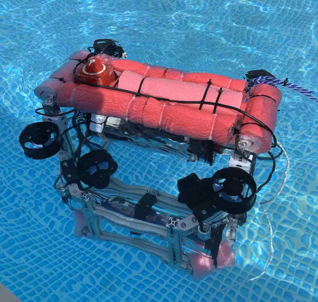 auv 2019 water