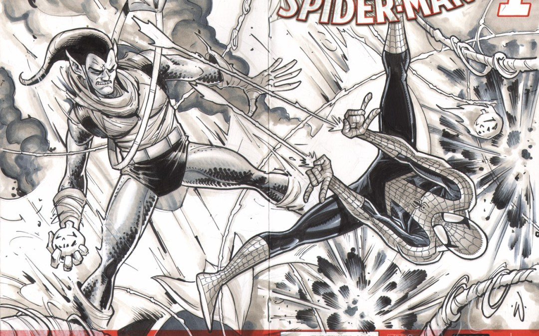 Summer Art Dump: Sketch Covers