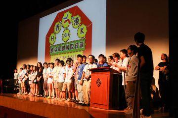 Den Organisatoren und ihren vielen freiwilligen Helfern gebührt ein großer Dank. Bild: HK Arun (Eigenes Werk) Lizenz: [