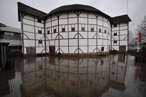 Shakespeare's Globe: von Aiwok (Eigenes Werk) [<a href=