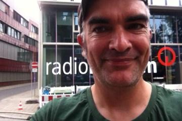 Selfie mit Radio.