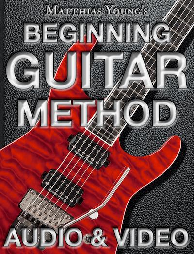 Beginning Guitar Method iBook
