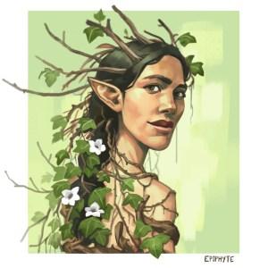 portrait personnage fantasy