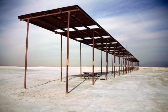 6 AM, Fahrenheit 100. Salton Sea, 2006