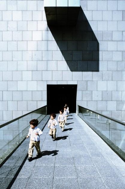 a clone factory. La vilette, 2008
