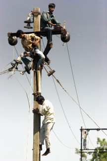 Hi Voltige. India 2009
