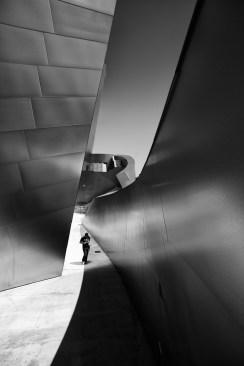 Disney concert hall. LA. Franck Ghery.