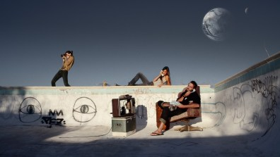 salton sea & a space agency. 2011