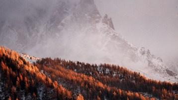 it's coming winter. chamonix, 2013