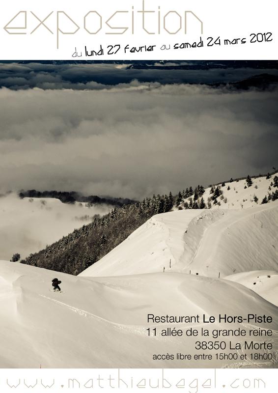 Exposition – Mars 2012 @ L'Alpe du Grand Serre