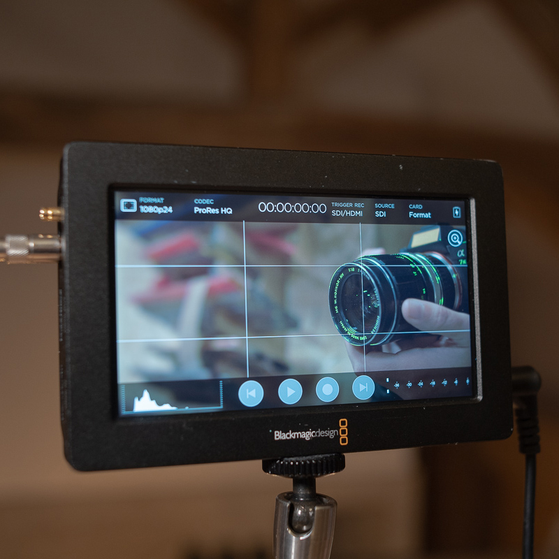 Used – Blackmagic Video Assist 5inch
