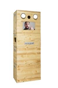 photobooth borne selfie