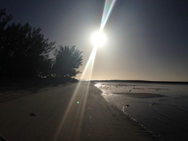 Sunset at Serenity Bay