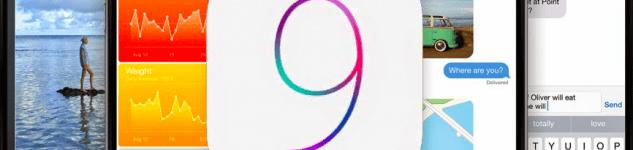 iOS9 public beta