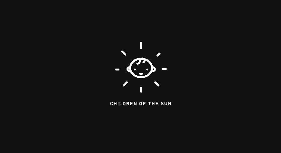 Logotyp och grafisk profil till Children of the sun