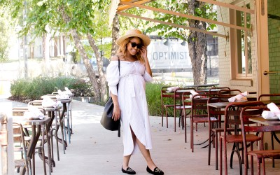 5 Ways To Dress Chic While Pregnant